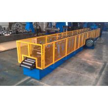 Máquina perfiladora en frío de marco de puerta de metal de fácil operación