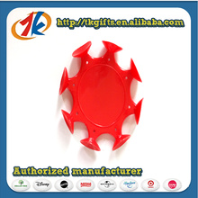 New Designed PVC Sticky Flying Disc Toy for Sale