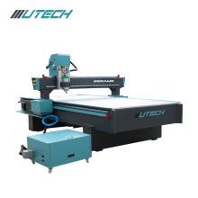 Puerta de madera de alta calidad del CNC que hace la máquina