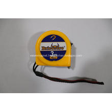 Different Colors Stainless Steel Tape Measure 3M 16mm