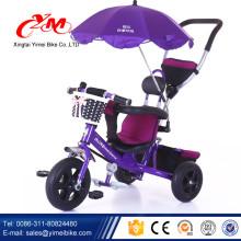 2016 горячие продажа Детские ходунки трехколесный велосипед 4 в 1/ребенок трехколесный велосипед для продажи/дешевые трицикл для 2-летних детей