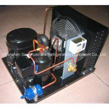 Unidades de condensação refrigeradas a ar Tecumseh fabricadas na China