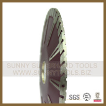 Concave Cutting Blade T Segment Contour Blade for Counter Top