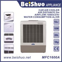 20L Portable Home Air Cooler Wasser Verdunstungsluftkühler für Auto / Haus / Industial