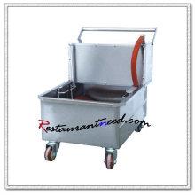 Carro de filtro de aceite eléctrico de alto rendimiento K364