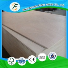 Okoume Plywood 25mm for Package Furniture