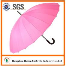 24 Rib Pink Full Body Vogue Umbrella for Sale