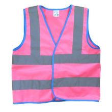 Pink Hi Vis Safety Vest, Meet En471 Factory in Ningbo, China