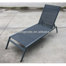 2014 new design outdoor sling sunbed
