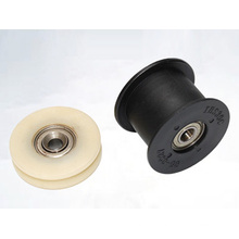 Bearing with Plastic Pulley