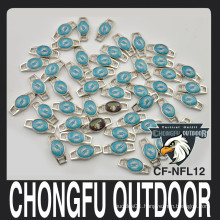 Miami Dolphins paracord charms