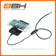 HD 2 in 1 Endoskop Android IOS 5,5 mm 6 stücke LED Endoskop Inspektionskamera