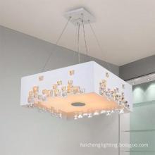 New design glass crystal pendant lighting