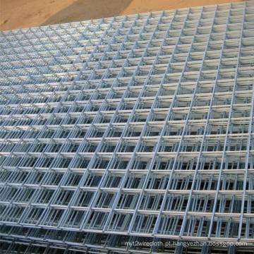China Fábrica Galvanizado Quadrado Soldado Malha Painéis