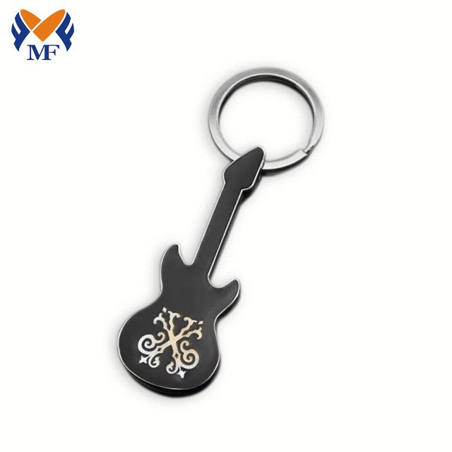 Guitar Keychain