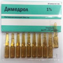 GMP Diphenhydramin Hydrochlorid Injektion 1%
