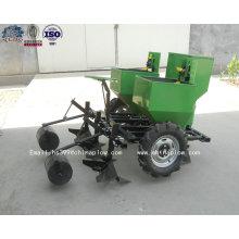 Plantador novo da batata da fileira do trator 2 do instrumento da exploração agrícola do projeto