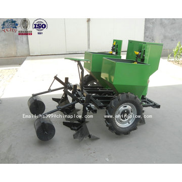 Plantador de batata de baixo preço de fábrica largamente usado semeadora de batata dois linha