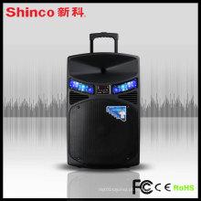 Mini alto-falante Bluetooth portátil com alça