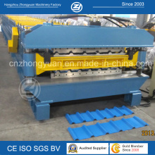 Double Profiles Roll Forming Machine