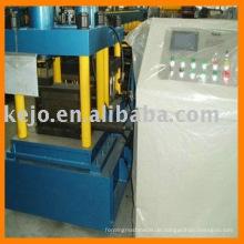 Gleis- und Bolzenrollen-Umformmaschine