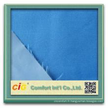 Tissu de poly Oxford de PVC pour l'usage de sac