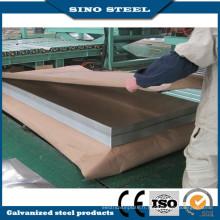 Tôle d'acier galvanisée épaisse pleine de Z100 0.125-4.0