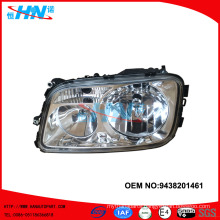 Head Lamp 9438201461 Truck Parts For Mercedes Spare Parts