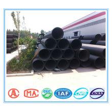 HDPE spiralförmig aufgewickelt Abwasserrohr mit Stahlband verstärkt