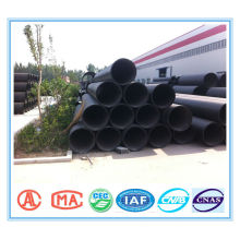 HDPE Spirally Wound Sewage Pipe With Steel Belt Reinforced