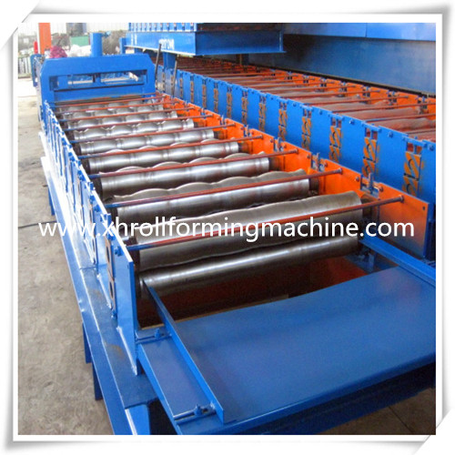 Color Steel Panel Roll Forming Machine