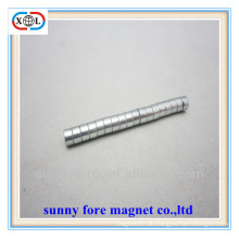 hohe Anti-Rost-Runde Magnet für Kleidung