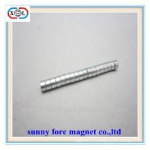 Высокая антикоррозионная круглый магнит для одежды