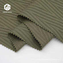 Wave Pattren TR SP Jacquard Fashion Fabric