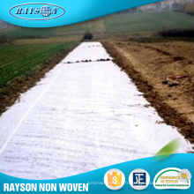 Fabriqué en Chine anti-UV tissu non-tissé Telas biodégradables