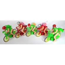 Bike & Cyclist Toy Candy (130414)