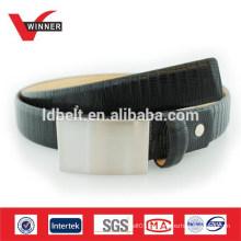 2015 Wide Apparel preto acessório cinto cintura de couro