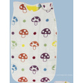 100% Cotton Muslin Baby Sleeping Bag/Baby Sleeping Sacks with 6 Layers Gauze