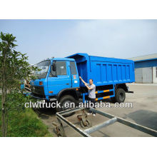 Герметичный мусоровоз Dongfeng 145