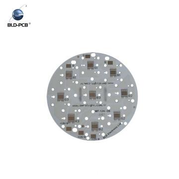 1 Layer HAL Aluminum Core PCB 1OZ, LED PCB Board