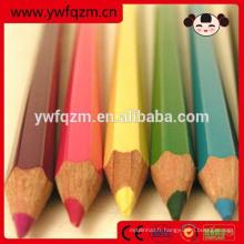 gros qualité supérieure 7 pouces enfants utilisent un crayon de couleur