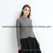 Женщин Мода Зима Кашемир Пуловер