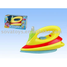 Home appliances battery operated toy play iron-905990619