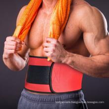 Fat Burner Belly Sauna Sweat Tummy Yoga Exercise Waist Trimmer Belt Body Wrap