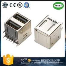Conector USB Conector USB doble
