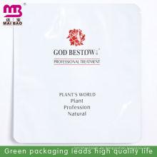 Kosmetische Verpackentaschen der kosmetischen Verpackung der Aluminiumfolie für Gesichtsmaske