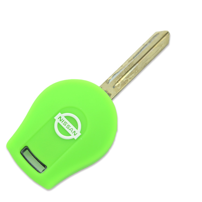 Nissan 4 Buttons Silicone Key Case