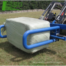 Made in China to stabilize the best price of high quality Black opaque stretch film complete product silage