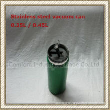 Stainless Steel Vacuum Can