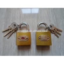 Dourado, cor, pino, mecanismo, cadeado